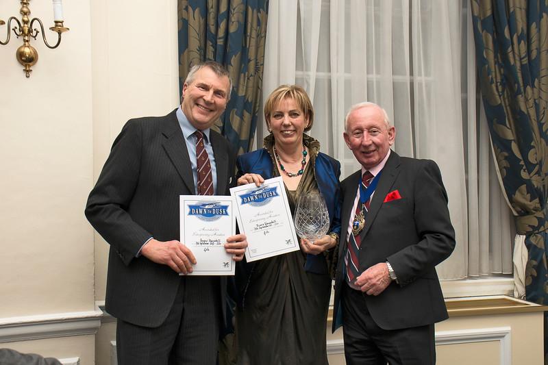 Angus & Fiona Macaskill - Family Trophy