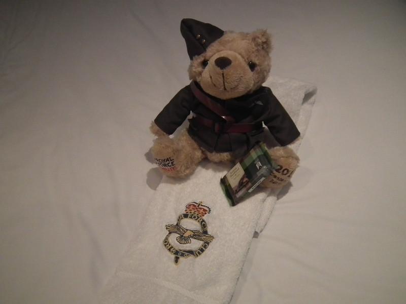 Captain Frederick Herbert Farnham  (my Observer) found the nibbles...