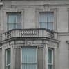 Captain Frederick Herbert Farnham just visible behind the balcony!