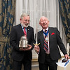 Ian Butter - Duke of Edinburgh Trophy & Pooley Sword