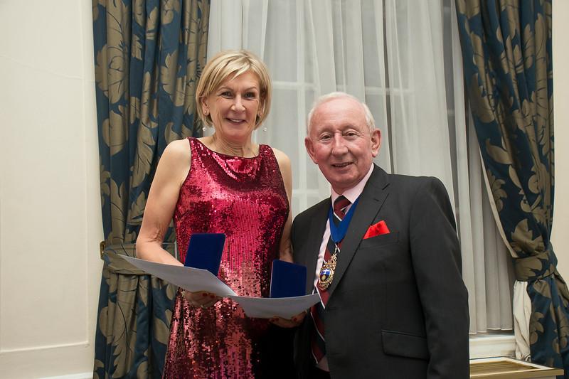 Ruth Bridges (& for Dan Temprado) - Long Distance Medal