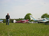 Henham Park 10 May 2009.  Wings and Wheels