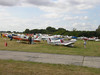 86 aircraft booked for the Jodel fly-in....