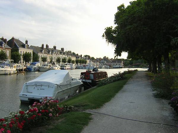 Briare, Loire Valley.