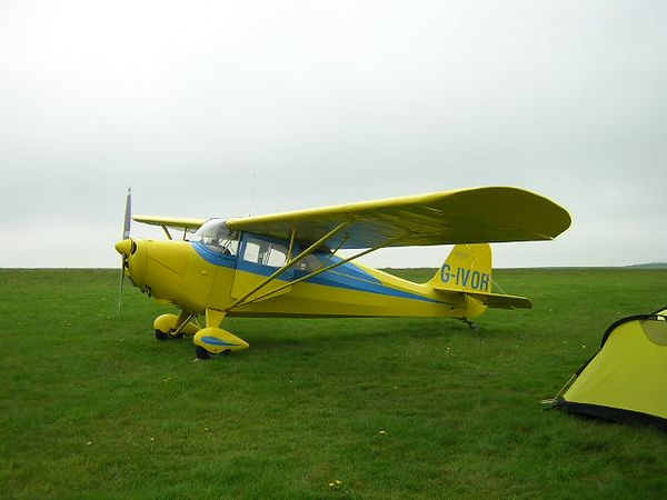 Bodmin, as previous, the notorious G-IVOR