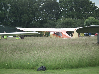 Deanland Fly-in, 14 June 2014