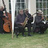 Tuxedo Jazz Band at the orangery.