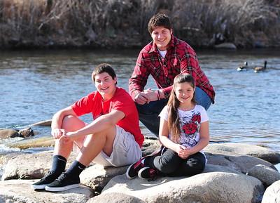 Austin, Garrett & Krystina