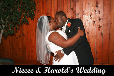 Niecee and Harolds Wedding - Oct 20, 2013