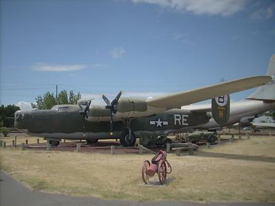 Castle Air Museum Atwater, California