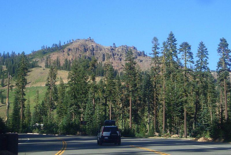 aufm dem weg zu lassen national park