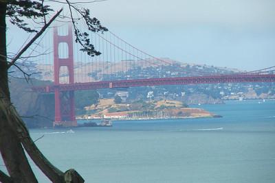 San Francisco (Golden Gate Bridge mostly)