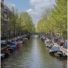 Canal, Boats, and Cars