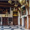 Miderslot Castle, Interior