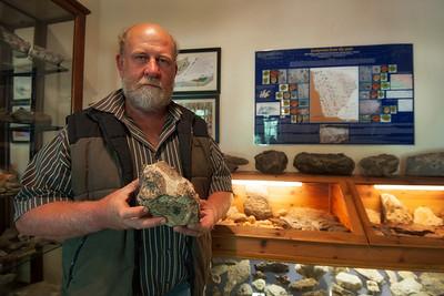JP Ganora farm fossil tour