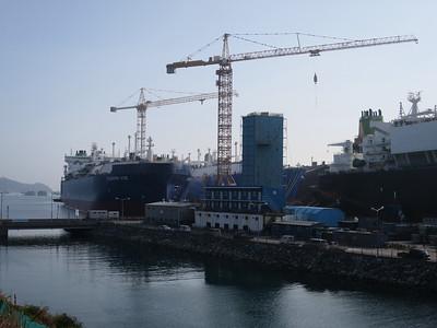 DSME scheepswerf