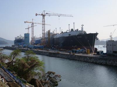 LNG tanker voor Rusland