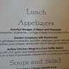 MDR lunch, day 2