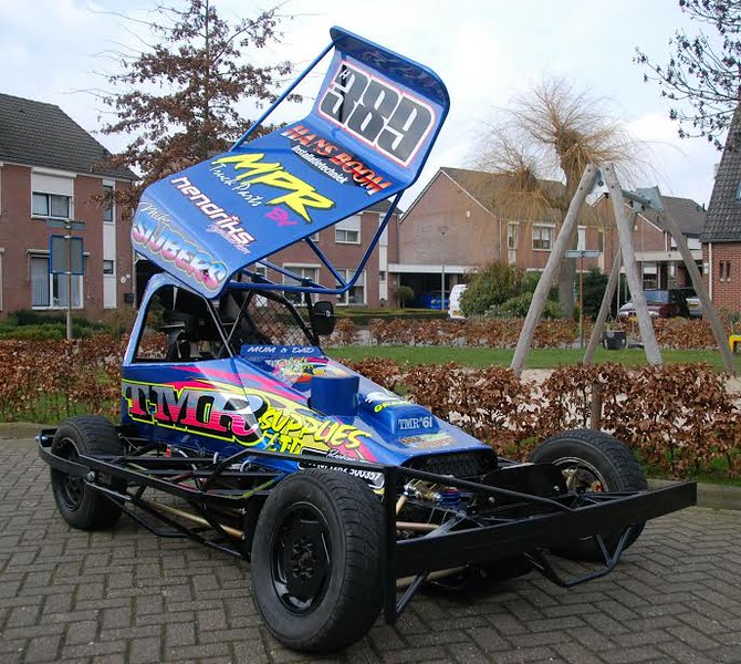 Nieuwe F2 Mike Sijbers
