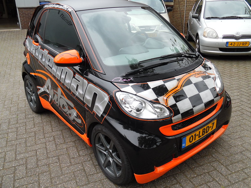 Smart Middelman auto's