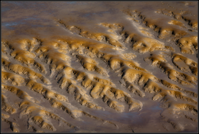 Slib landschap/sludge landscape