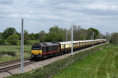 67006 1z78 0948 Victoria to Truro pass Langley Burrell 5 May