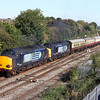 37612  37601 5z61 0900 Exeter Riverside to Eastleigh T&RSMD passing Westbury 5 Oct