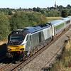 68015 1K45 1615 London Marylebone to Kidderminster pass Kings Sutton 26 Aug