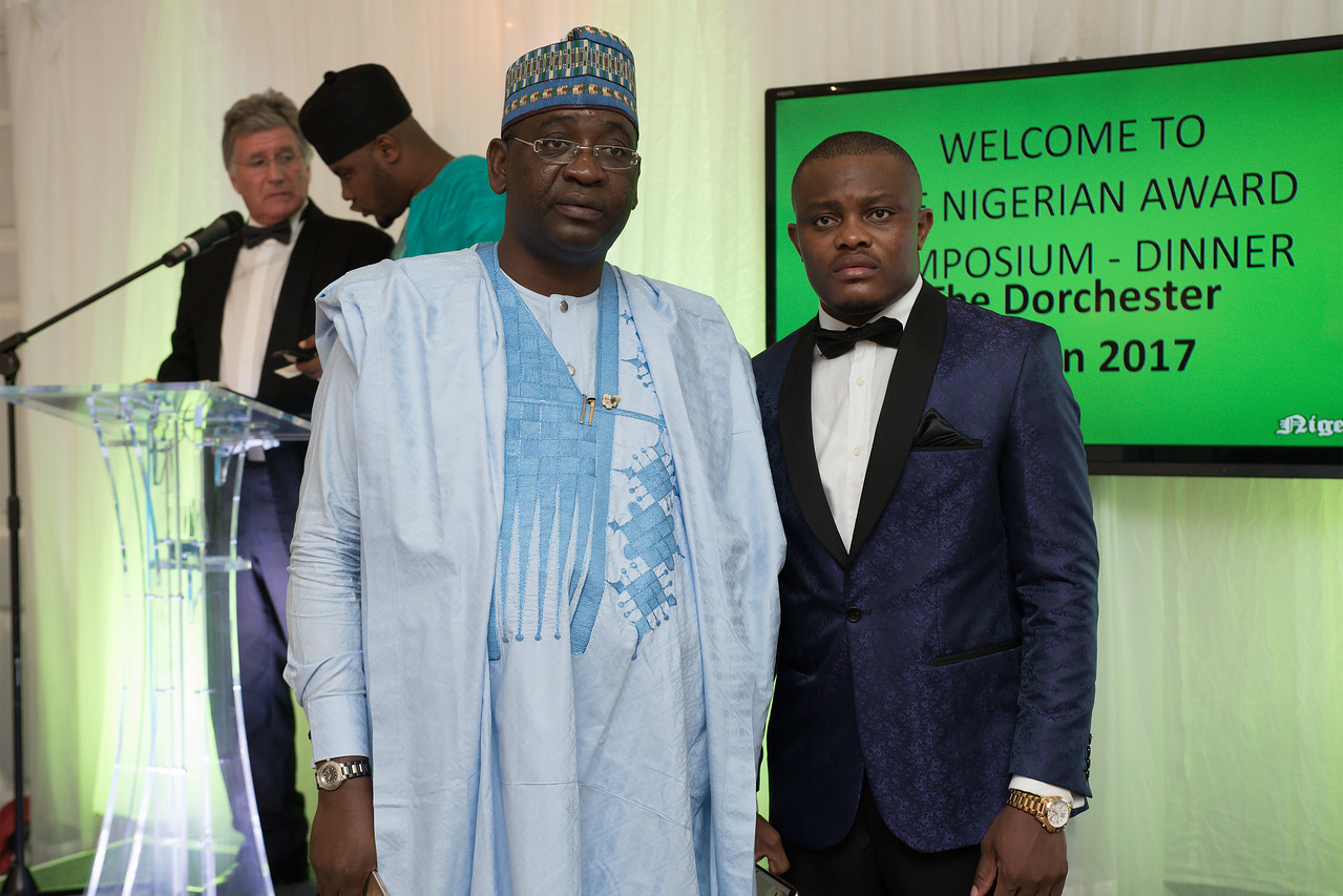 Nigerian Award-Dorchester-028