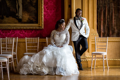 Nigerian wedding pictures