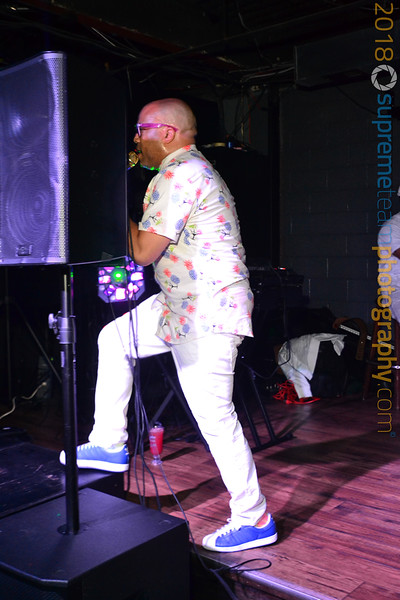 Herman Ham's 9th Annual All White Birthday Affair