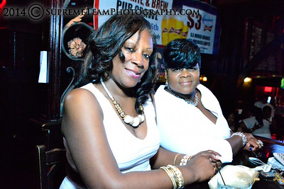 Herman Ham's 5th Annual All White Birthday Affair 2014