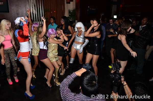 Instagram Party at FAHRENHEIT ULTRA LOUNGE  9 28 2012