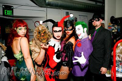 Halloween Bootie 2010 - Set i of iv