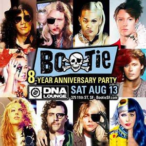 Bootie SF 8 year Anniversary ii of iii