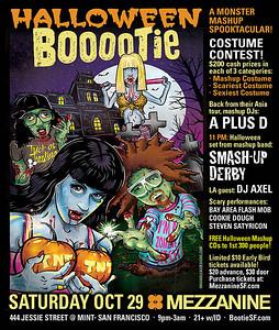 Halloween BOOOOTIE SF 2011 2 of 2