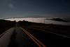 Moon light on the Big Island of Hawaii