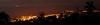 Kona at night seen from Holualoa