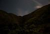 waipio Valley at night