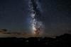 Milky Way over the Rockies
