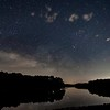 Milky Way Rising Boyle Murder Lake
