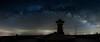 MW panorama at Brasstown Bald