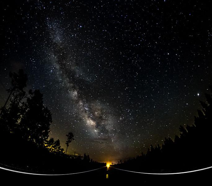 Milky Way Roadway