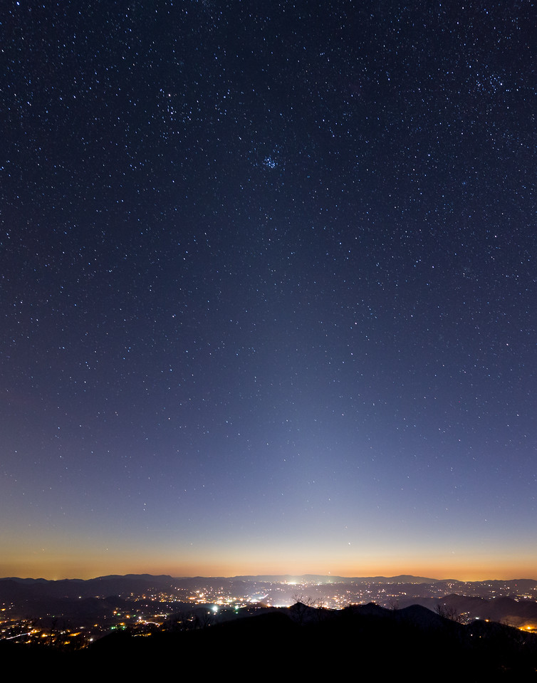 Blairsville Zodiacal Light
