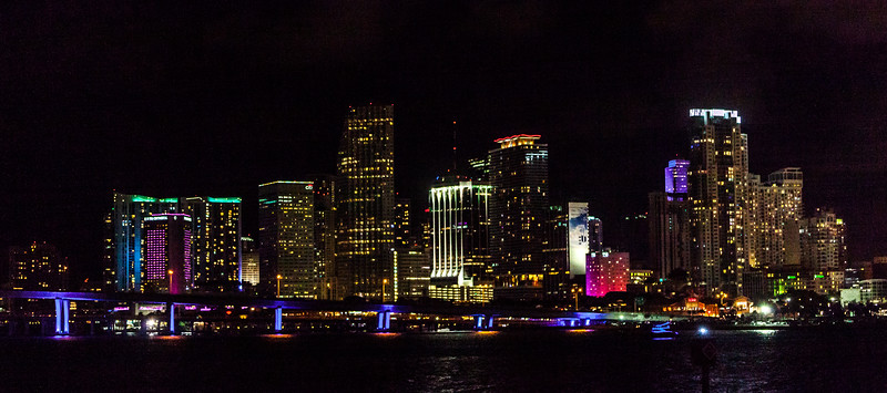 Miami Nightscape