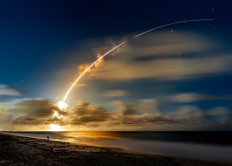 Atlas V Rocket Launch