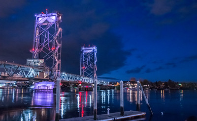 Memoria Bridge - Portsmouth to Kittery