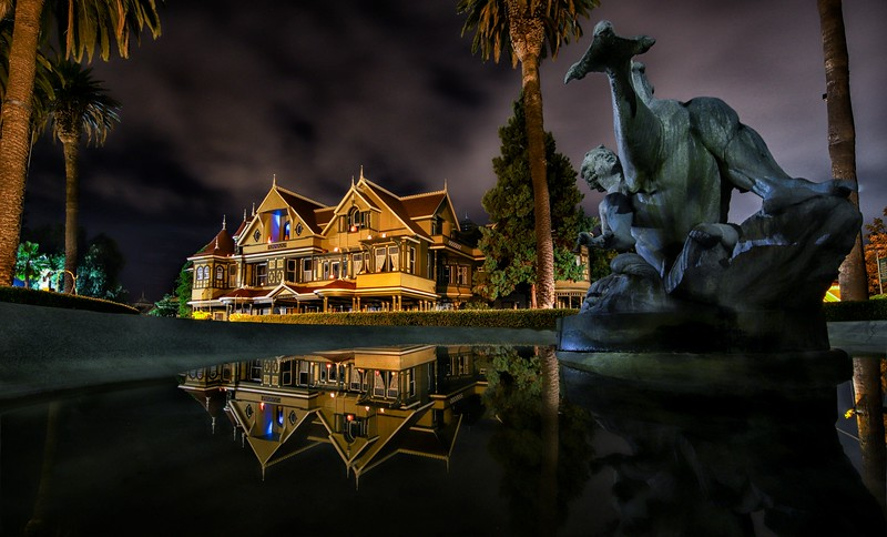 Winchester Mystery House, Halloween