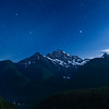 North Cascades Moonlight