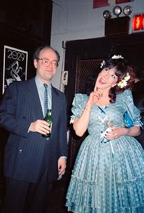 Leslie Barany & Diane Brandis' 2029 Magazine Presentation at Heartbreak, NYC, 1987 - 2 of 5